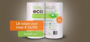 Eco toiletrollen