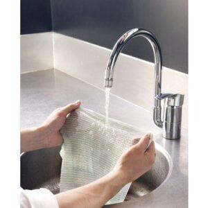 Duurzame schoonmaakdoekjes