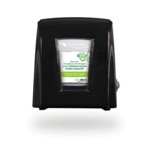 dispenser eco zwart wc papier