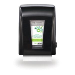 100% eco gerecycled papier dispenser