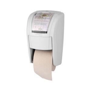 dispenser toiletpapier