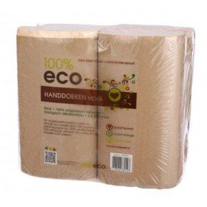milieuvriendelijke handdoek