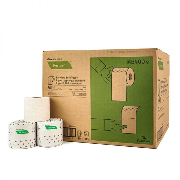 Eco toiletpapier Perform (Moka)