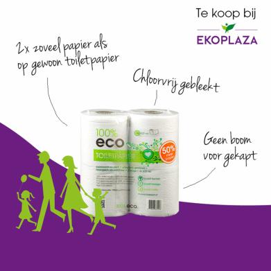 Te koop bij Ekoplaza 100%eco