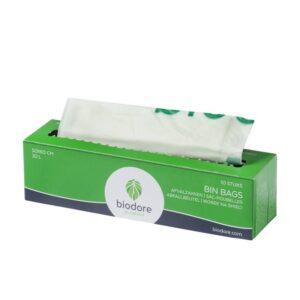 biodore bioplastic afvalzakken
