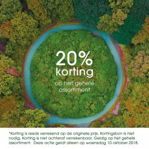 100%eco korting