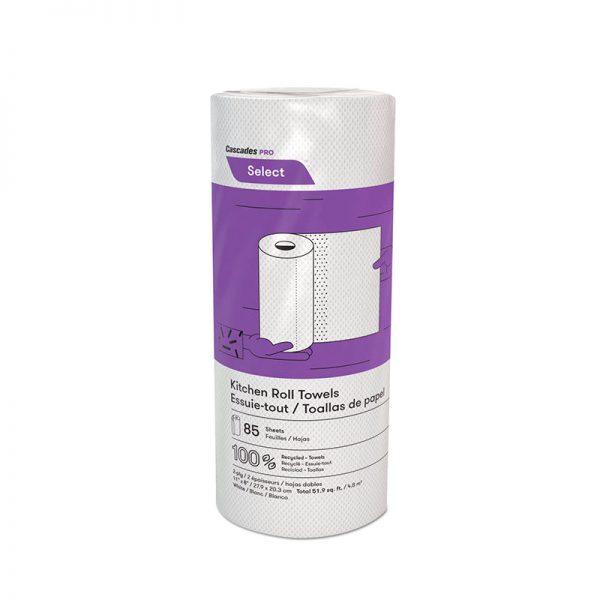 Eco keukenrol Select (Wit) 100% eco gerecycled papier