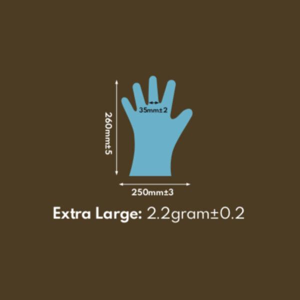 ecoglove maat XL